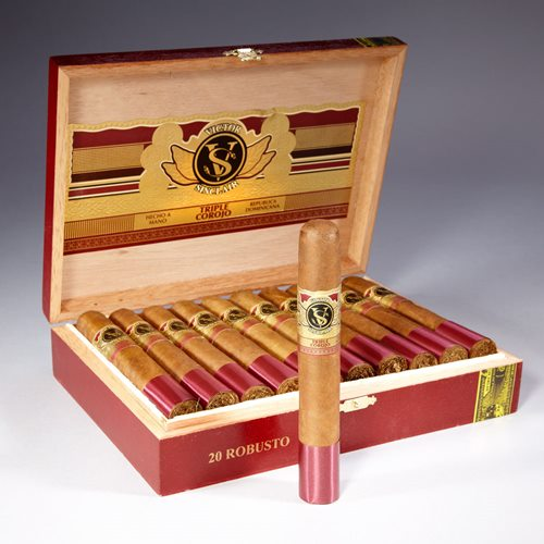 Victor Sinclair Triple Corojo Cigars
