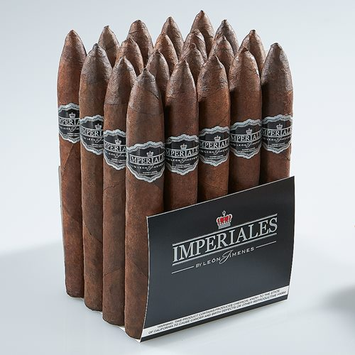 Imperiales Maduro by Leon Jimenes Cigars