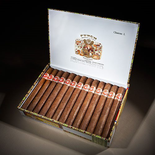Punch Deluxe Cigars
