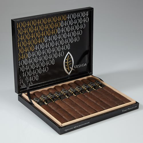 Quesada 40th Anniversary Cigars