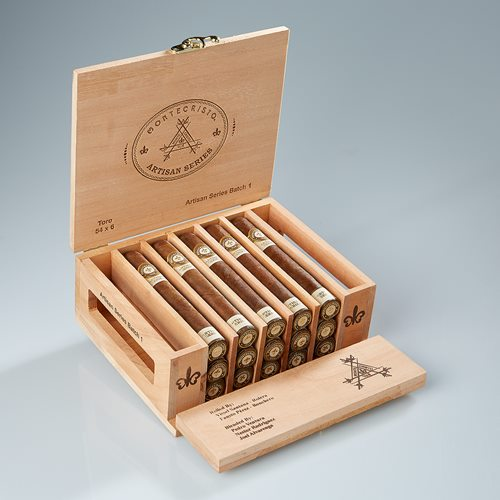 Montecristo Artisan Series Batch 1 Cigars