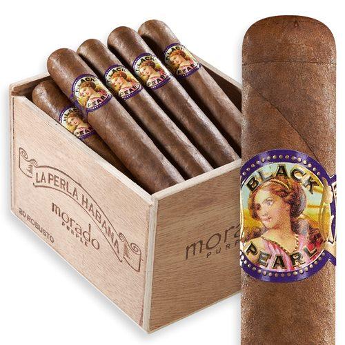 La Perla Habana Morado Toro - Box of 20