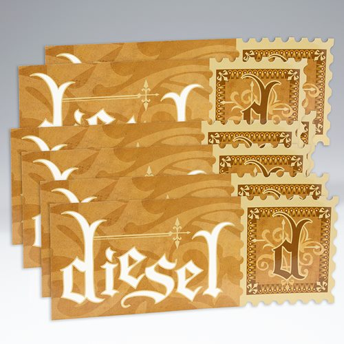 Diesel Car Magnet Miscellaneous
