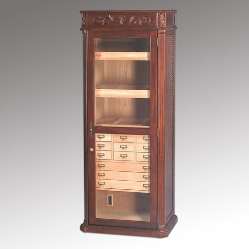 Olde English Cigar Tower Humidors