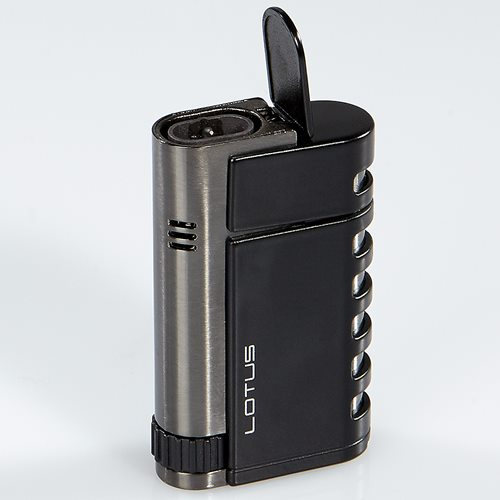 Lotus Mercury Double Torch Lighter