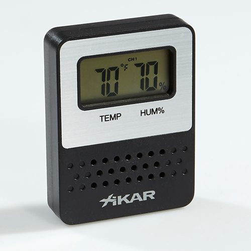 Xikar Puro Temp Wireless Hygrometer