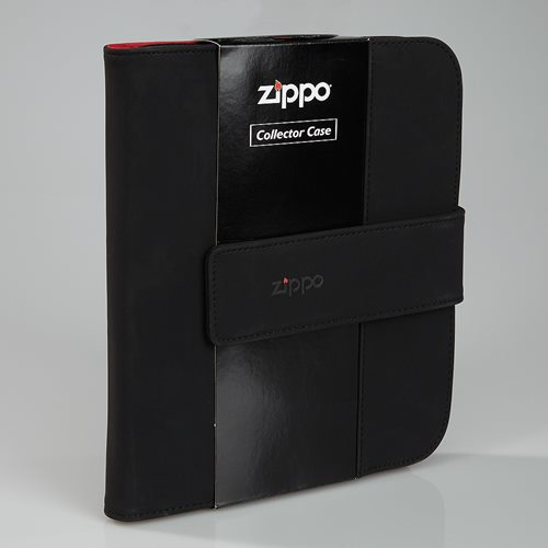 Zippo Collector Case Miscellaneous
