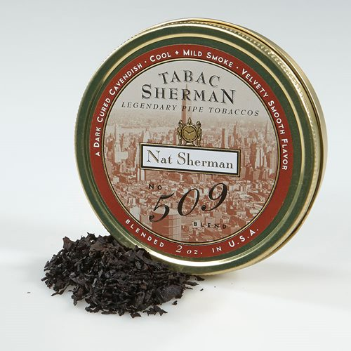 tabac sherman blend 509. Black Bedroom Furniture Sets. Home Design Ideas