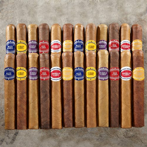 CIGAR.com House Blends Super Sampler Cigar Samplers