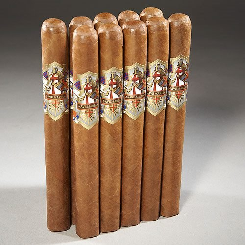 Ave Maria Charlemagne Pack of 10 Cigars