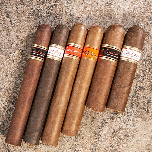 Cain Splendid Six Sampler Cigar Samplers