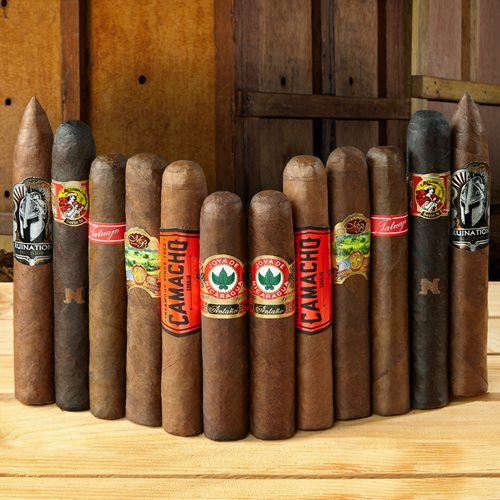 Bold Beauties Collection Cigar Samplers