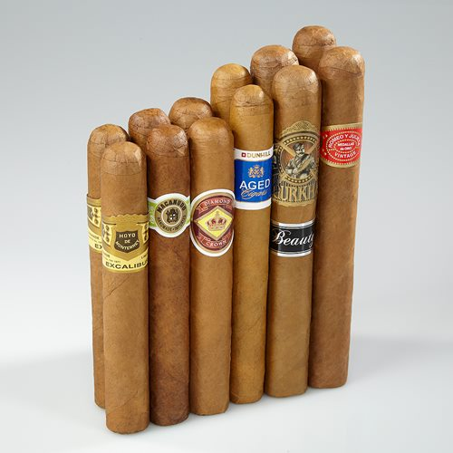 Classic Connecticut Collection Cigar Samplers