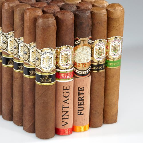 Thrifty Fifty Gran Habano Edition Cigar Samplers