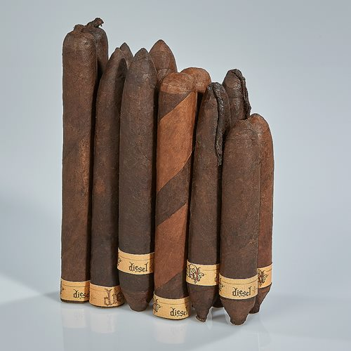Diesel Small-Haul Samplers Cigar Samplers