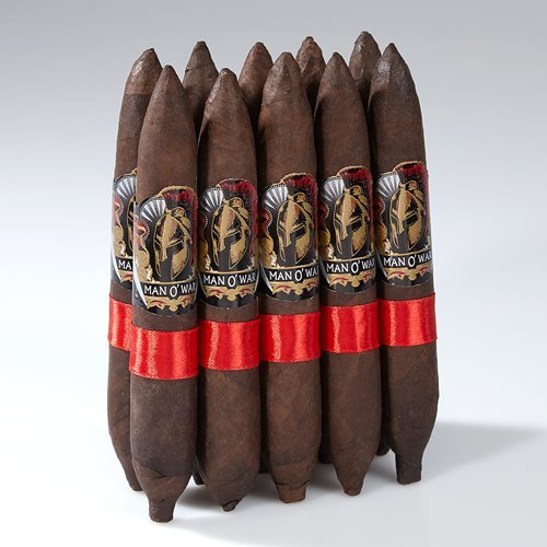 Man O' War Special-Edition Maduro Perfecto Cigars