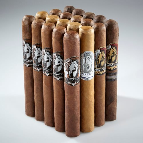 Man O' War Top-Twenty Sampler  20 Cigars