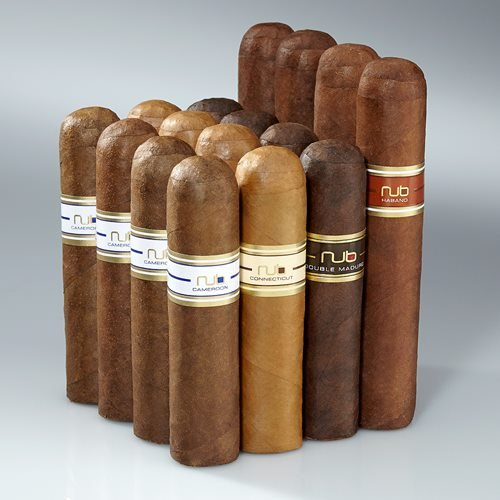 Nub Anthology Sampler Cigar Samplers