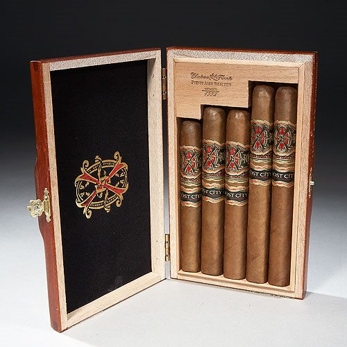 Arturo Fuente OpusX Lost City Assortment Cigar Samplers