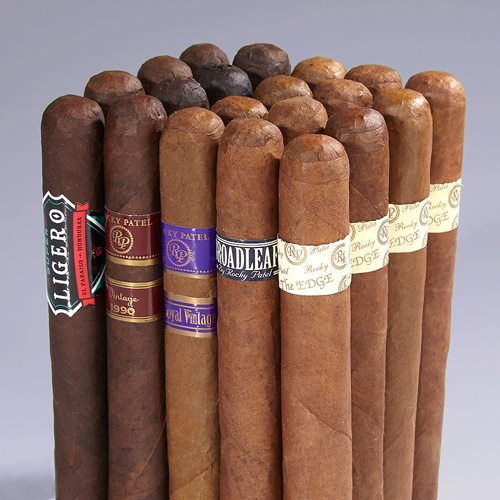 Rocky Patel Top-Twenty Collection Cigar Samplers