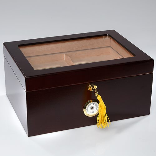 Whitetail II Glasstop Humidor