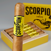 Camacho Scorpion Connecticut Cigars