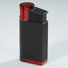 Colibri Evo Lighter  Red and Black