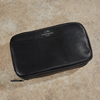 Daniel Marshall Leather Cigar Travel Case