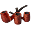 Stanwell Featherweight Brown Pipes