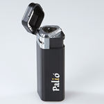Palio Triple Torch Lighter Black