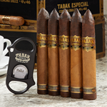 Tabak Especial Cafe con Leche 5-Pack + Palio Cutte