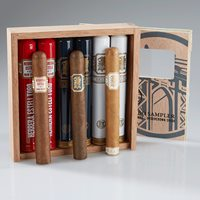 Drew Estate Traditional Tubo Sampler  6 Cigars