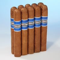 "Cohiba Blue Robusto (5.5""x50) Pack of 10"