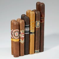 CIGAR.com Most Wanted Sampler Cigar Samplers