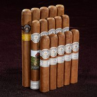The Mighty MONTE Assortment II Cigar Samplers