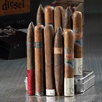 The Dual Diesel Assortment  10 Cigars