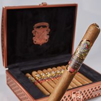 "Gurkha Chateau De Prive (Corona) (6.0""x46) Box of 20"