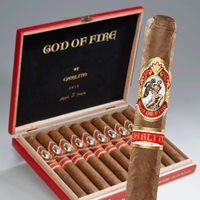 God of Fire by Arturo Fuente Cigars