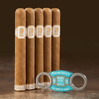 Drew Estate Undercrown Shade + Cutter Combo  5 Cigars + Cutter