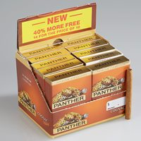 Panther Cigarillos Machine Made Cigars