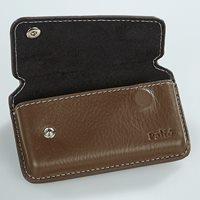 Palio Leather Cutter Case  Brown