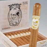 Room101 Miami Snow Cigars
