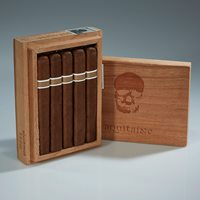 RoMa Craft CroMagnon Blockhead Gran Toro Press LE Cigars