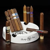 Rocky Patel Top Ten Collection + Ashtray  10 Cigars + Ashtray