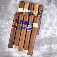Rocky Patel Top-Ten Collection Cigar Samplers
