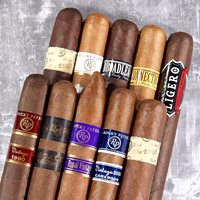Rocky Patel Top-Ten Collection  10 Cigars
