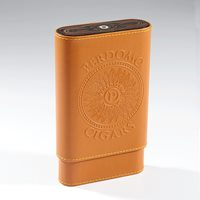 Perdomo Cigar Case  Orange