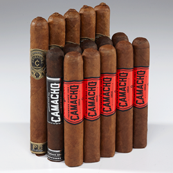Camacho Triple Threat Sampler