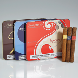 CAO Flavours Tins