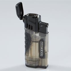 Rockwell Quad Torch Lighter II